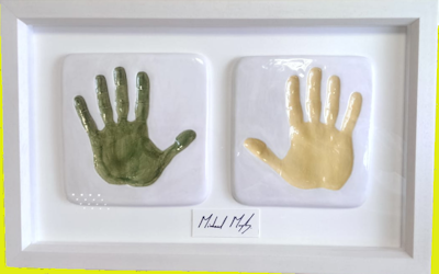Donegal GAA Michael Murphy's Hand Imprints