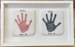 Sibling/Family Sets - Framed - 2 Hands